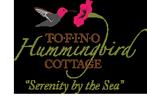 Tofino Hummingbird Cottage Logo -Footer